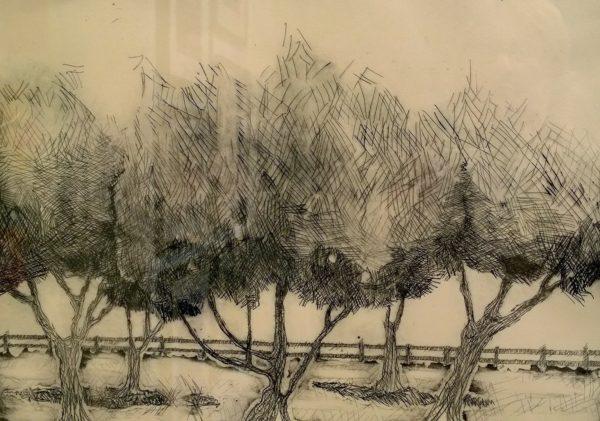Margaret Khairallah Painting and Printmaking