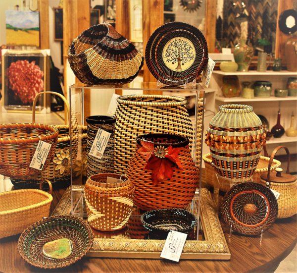 Char's weaving