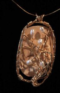 Artisans-Corner-Gallery-Rusty-Ruckel-Jewelry-Mastodon-Ivory