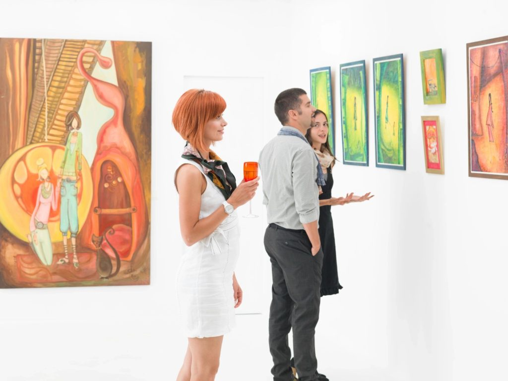 Gallery Patrons
