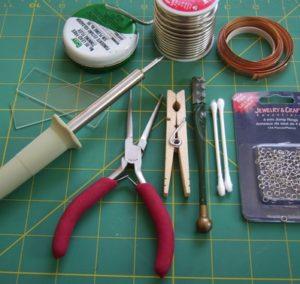 Soldered Pendant Workshop