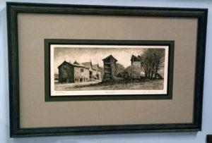 Artisans Corner Gallery Framing Corncribs