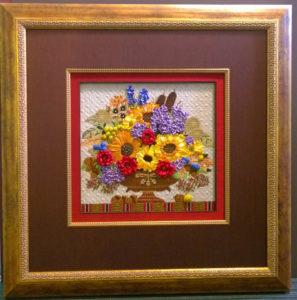 Artisans Corner Gallery Custom Picture Framing Needlepoint