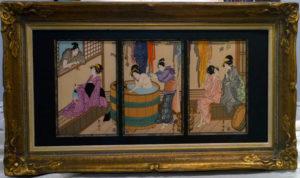 Artisans Corner Gallery Framing bathers