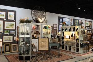Artisans Corner Gallery Interior