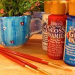 Teacup Planter sample