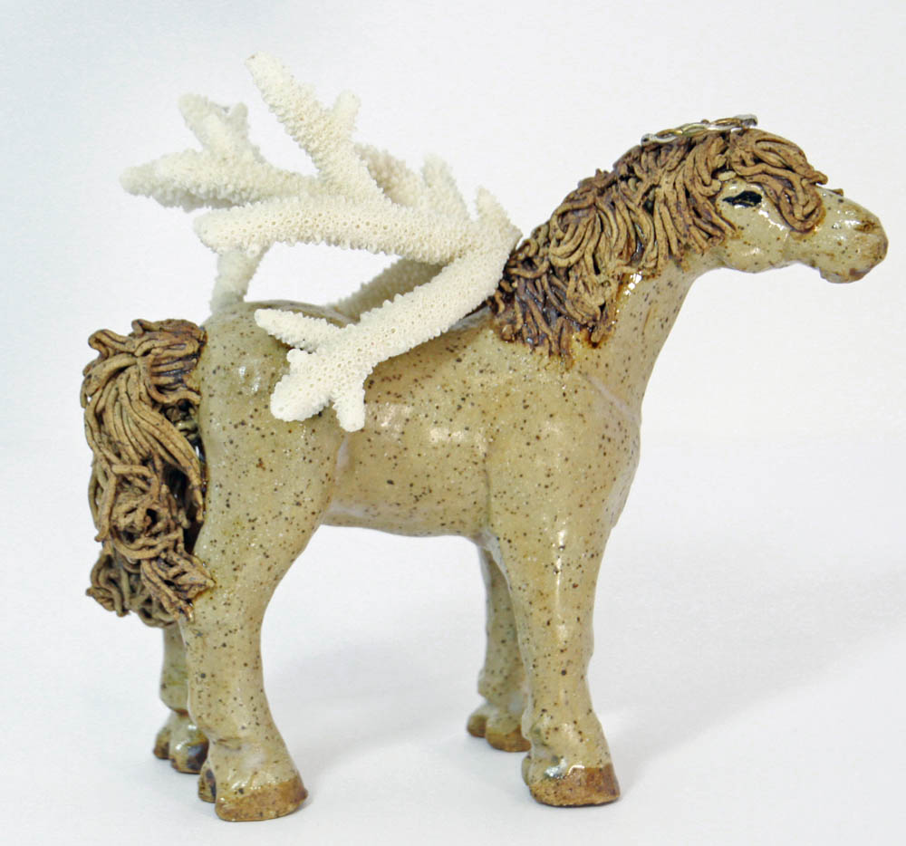 angel-horse-kc-henery-pottery-artisans-corner-gallery