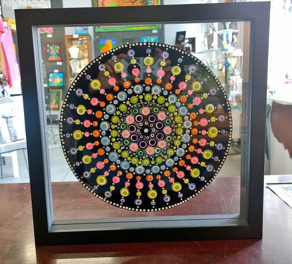 Artisans Corner Gallery Pip Malensek Mandala