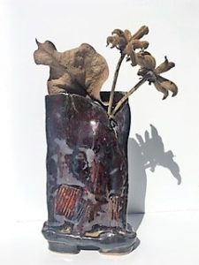 Root Beer Vase