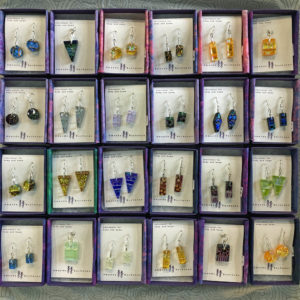 Artisans Corner Gallery Plays with Glass Collection