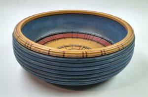 Americana Bowl Artisans Corner Gallery