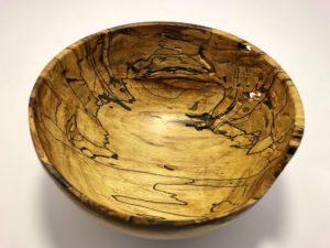 Artisans Corner Gallery Tom Ream Spalted Bowl