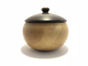 Artisans Corner Gallery Tom Ream lidded Bowl