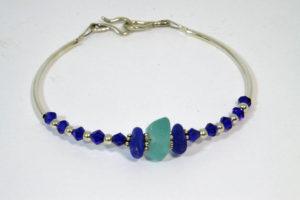 Artisans Corner Gallery lake Erie beach glass Rita Burns2