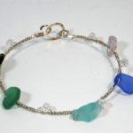 Artisans Corner Gallery lake Erie beach glass Rita Burns3