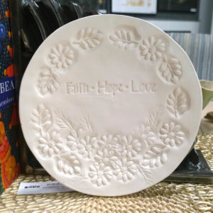 Lori Fuller pottery workshop Artisans Corner Gallery