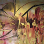 KH @ Artisans Corner Gallery canvas 2 by Karen Hopwood
