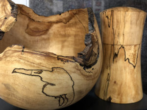 Artisans Corner Gallery Tom Ream Spalted Maple