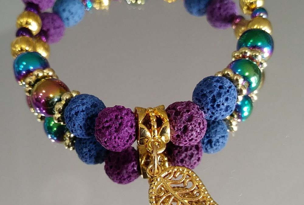 Aromatherapy Jewelry Workshop