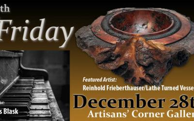 Fourth Friday Art & Artist Open House