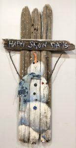 Artisans' Corner Happy Snow Days
