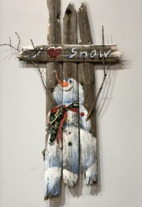 Artisans Corner Snow Love