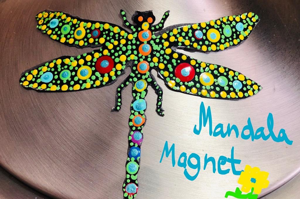 Artisans Corner Mandala Magnet Workshop