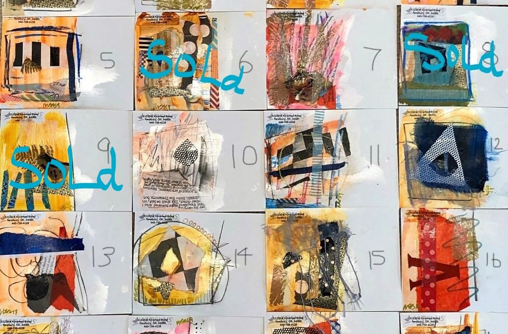 Collage Workshop with Mary Ann Sedivy