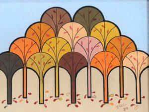 Artisans Corner Gallery Dicc Klann Fall Forest