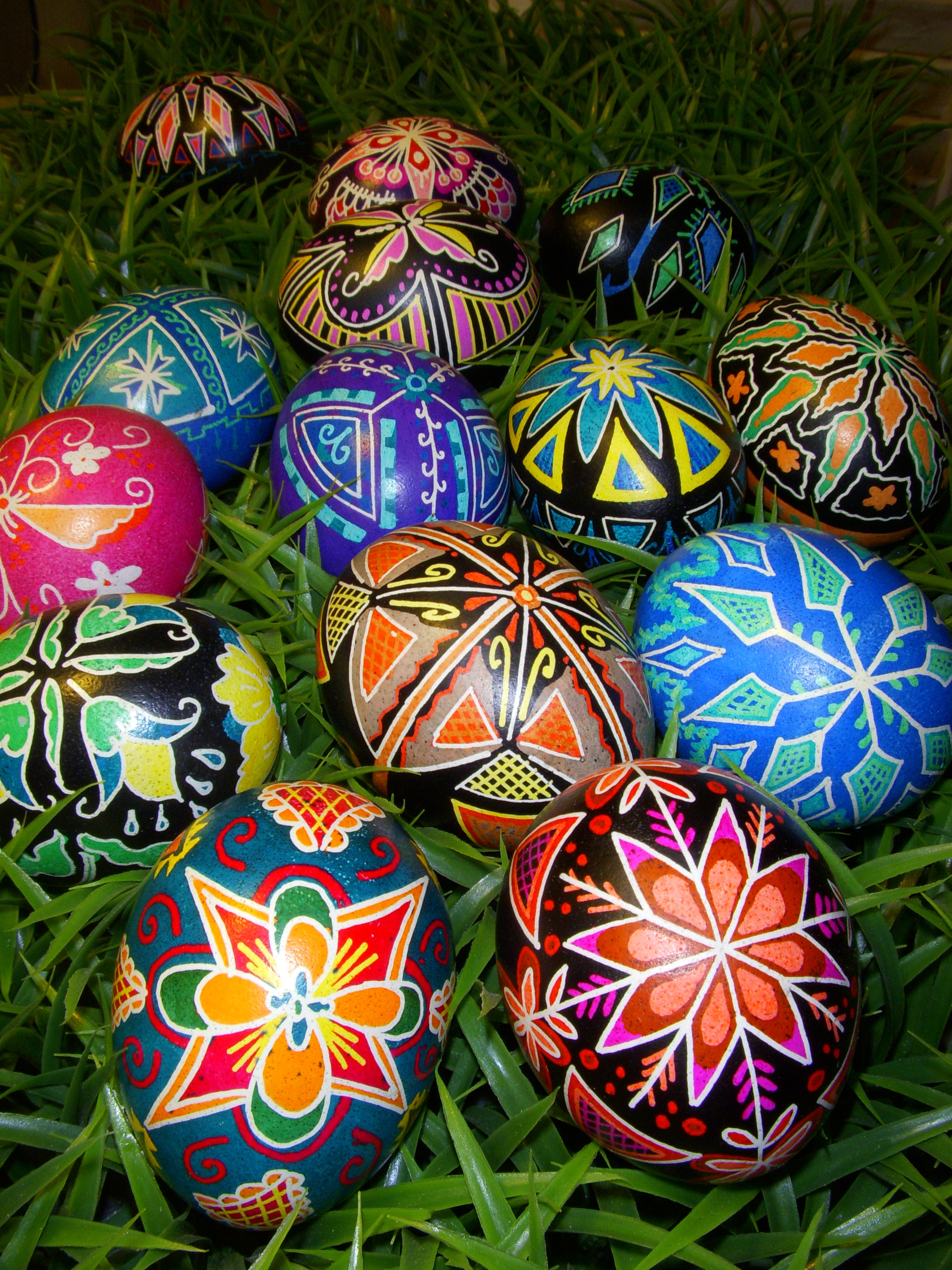 Ukrainian Egg Workshop