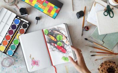 Sketchbook Play Nights at the Gallery