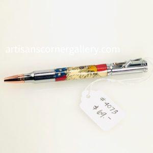 American Eagle wood Ballpoint Pen