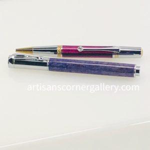 Handmade Wood Ballpoint Pens