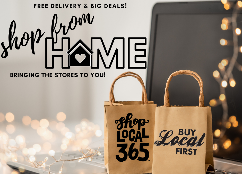 Shop from Home Live Facebook Event